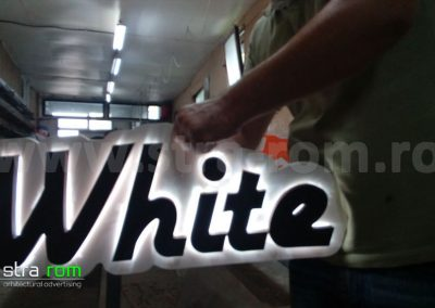litere volumetrice white dent 8