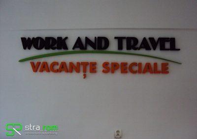 litere volumetrice work and travel