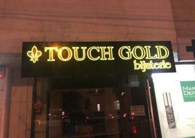 touch gold bijuterie