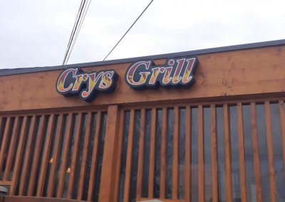 crys grill litere volumetrice