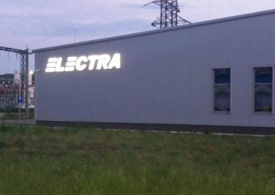 electra litere luminoase